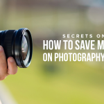 M16 Secrets On How To Save Money On Photography Gear