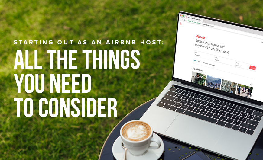 M8 Starting Out as an Airbnb Host All the Things You Need to Consider