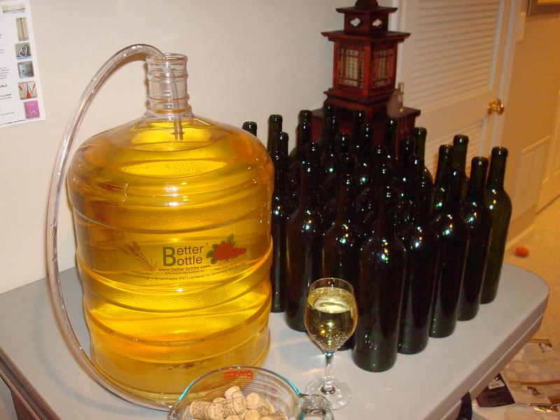 winemaking kit as gift