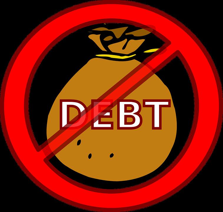 bankruptcy can discharge unpayable debt
