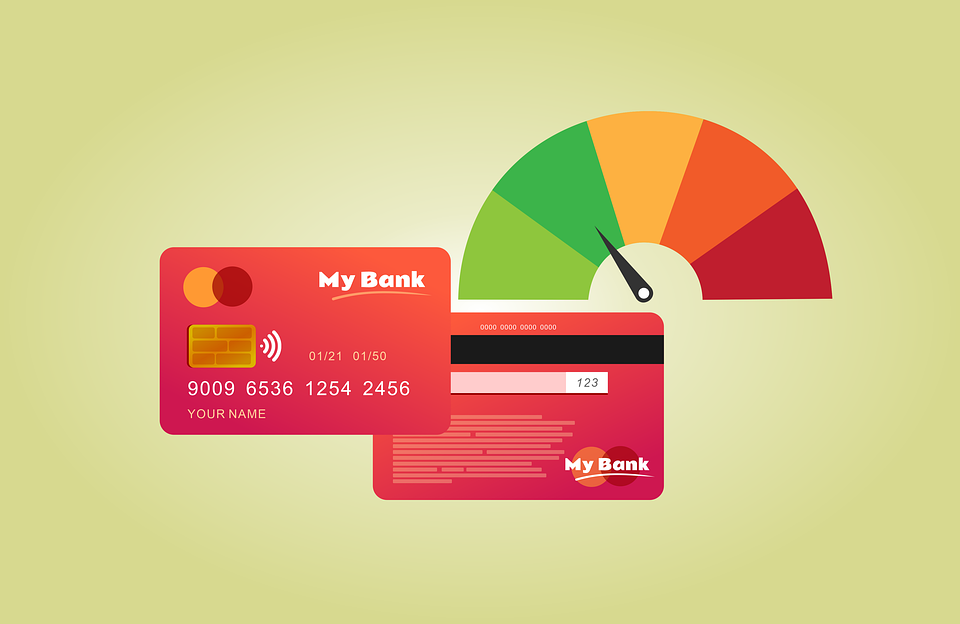 declaring bankruptcy shrinks your credit score