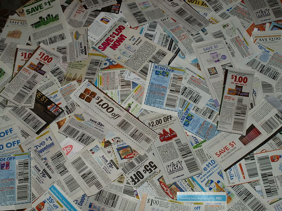 making money with coupons