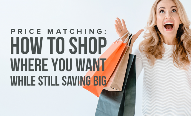 M28 Price Matching How to Shop Where You Want While Still Saving Big