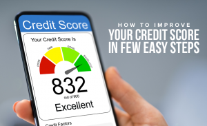 M39 How To Improve Your Credit Score In Few Easy Steps