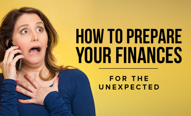M40 How To Prepare Your Finances For The Unexpected