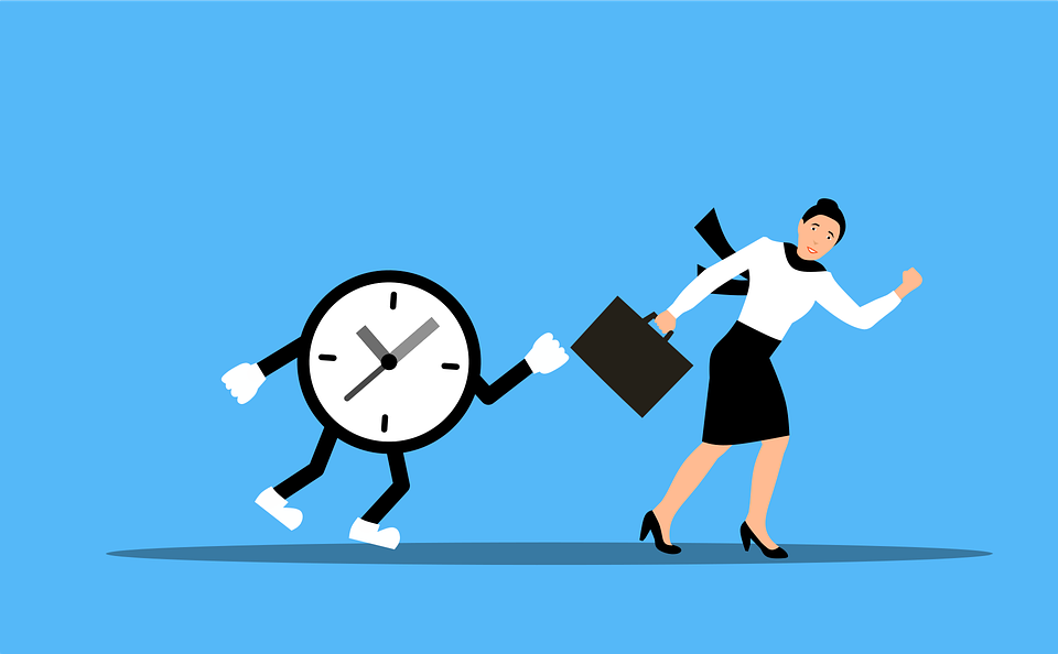 effective time management boosts productivity