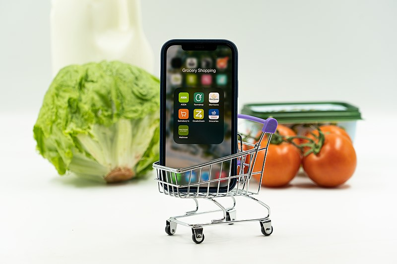 use apps for price matching groceries